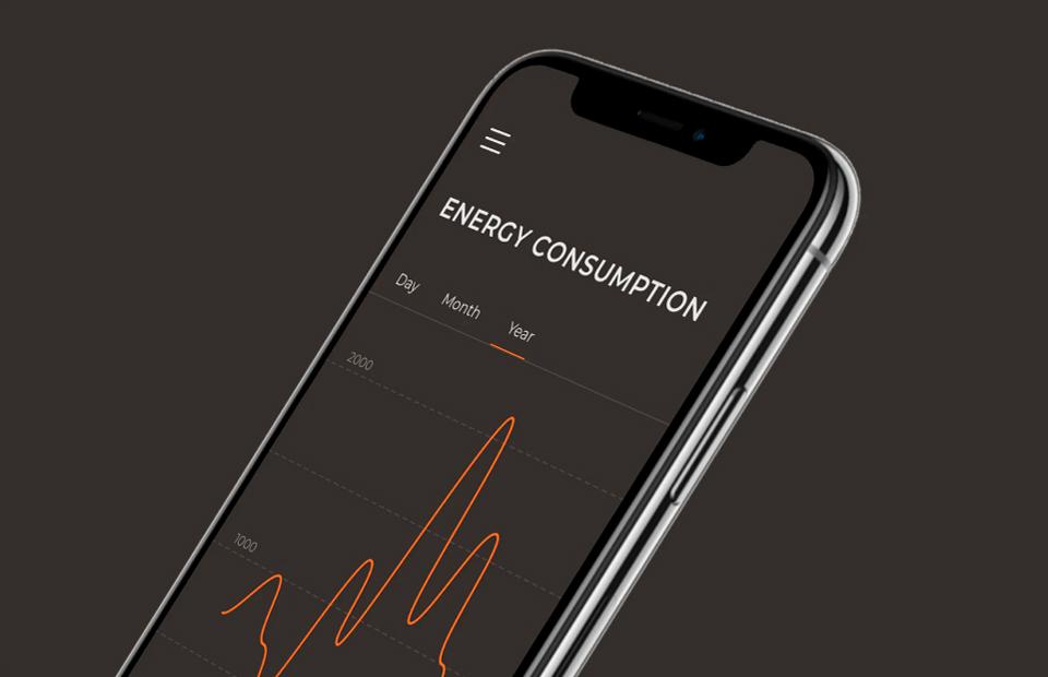 COMO IoT-app design
