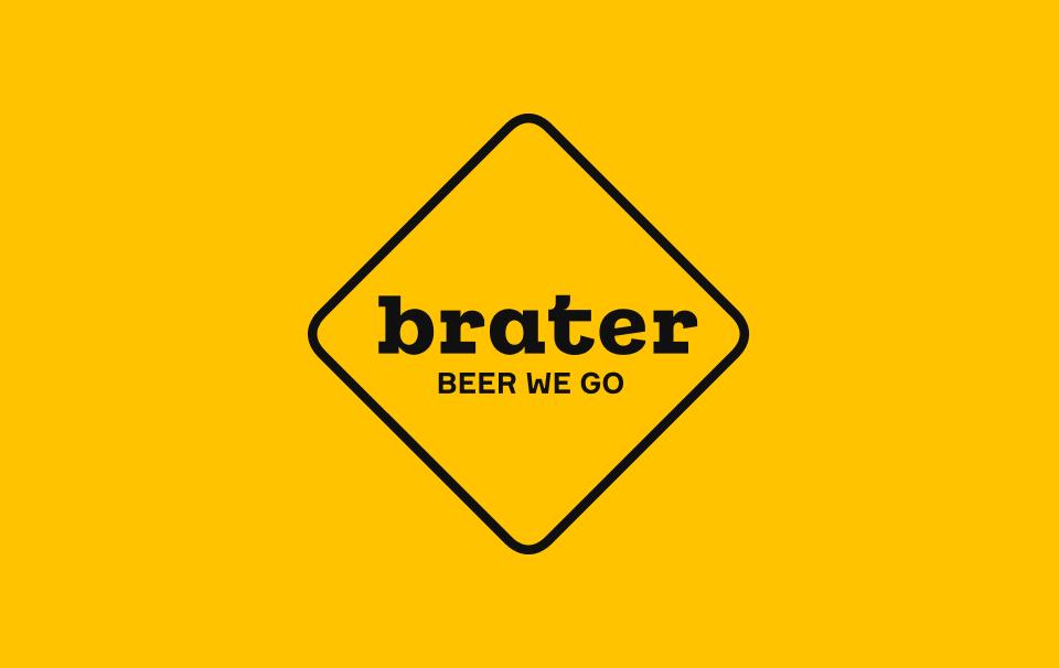 Брендинг для пива Brater