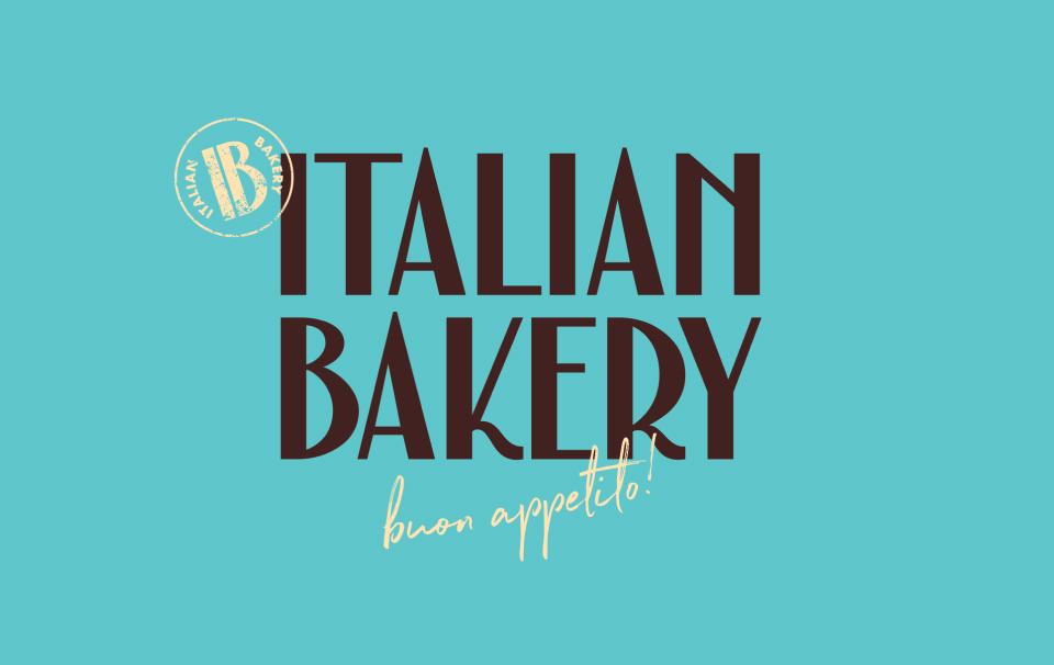 Italian Bakery Redesign